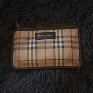 burberry large clutch